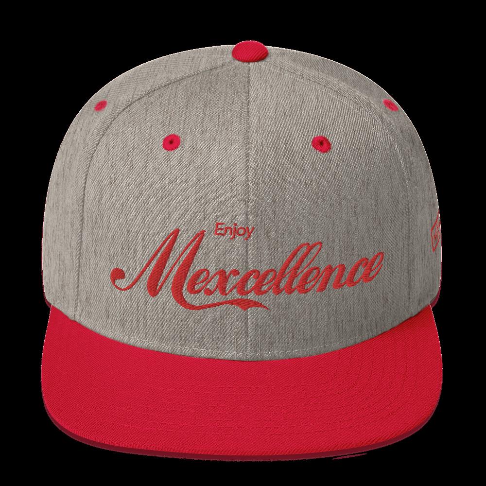 Enjoy Mexcellence Snapback Hat