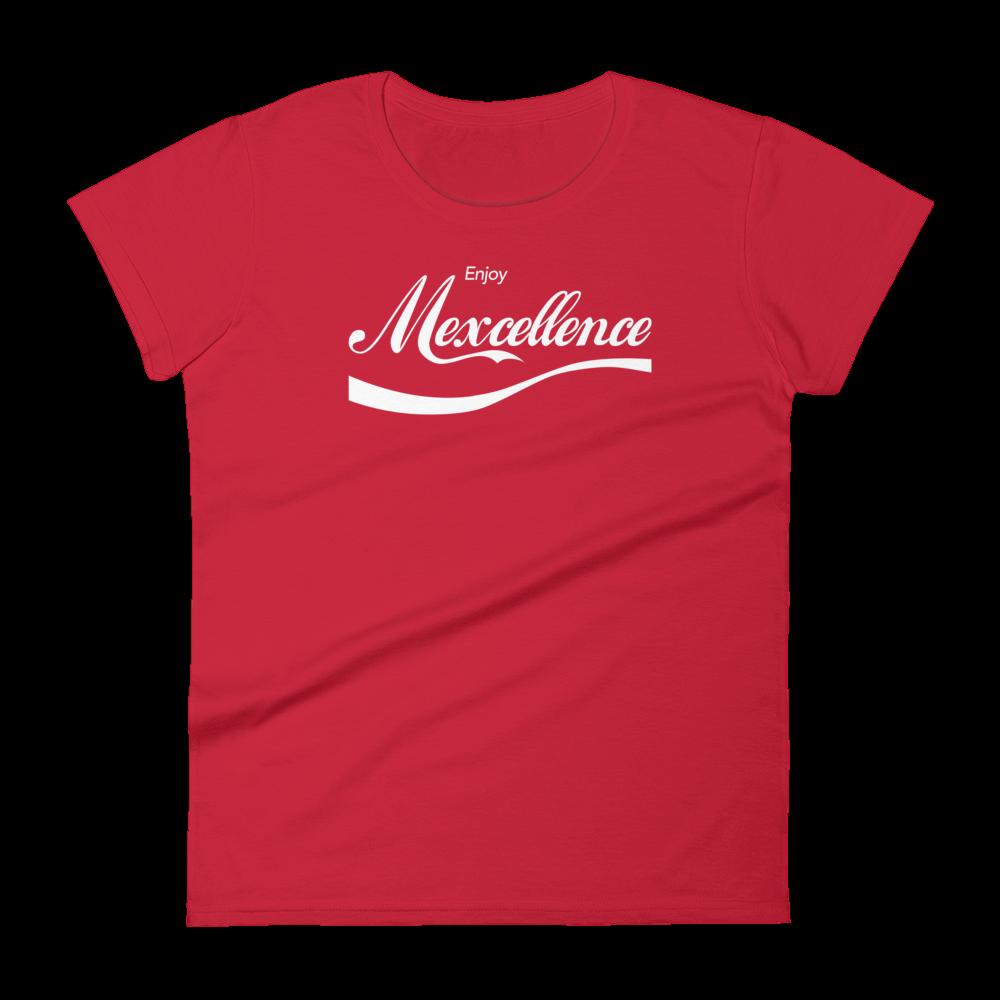 Enjoy Mexcellence Women's Short Sleeve