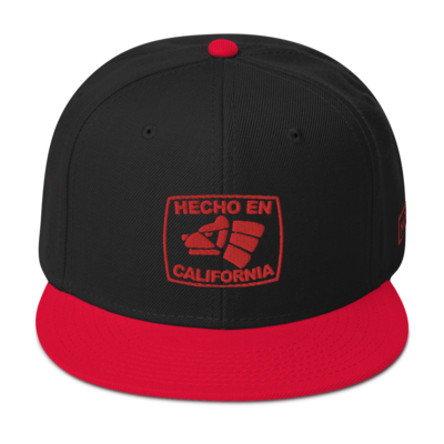 Hecho En Cali Snapback Hat