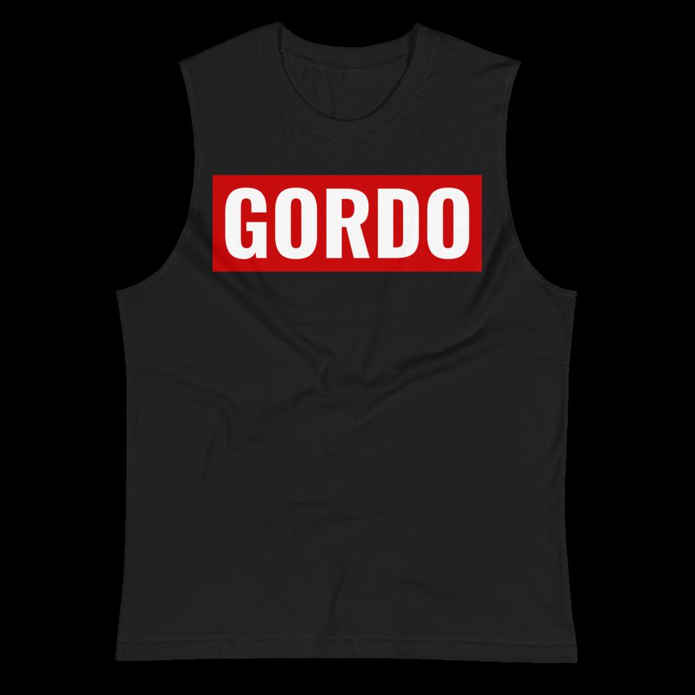 Gordo Unisex Muscle Shirt