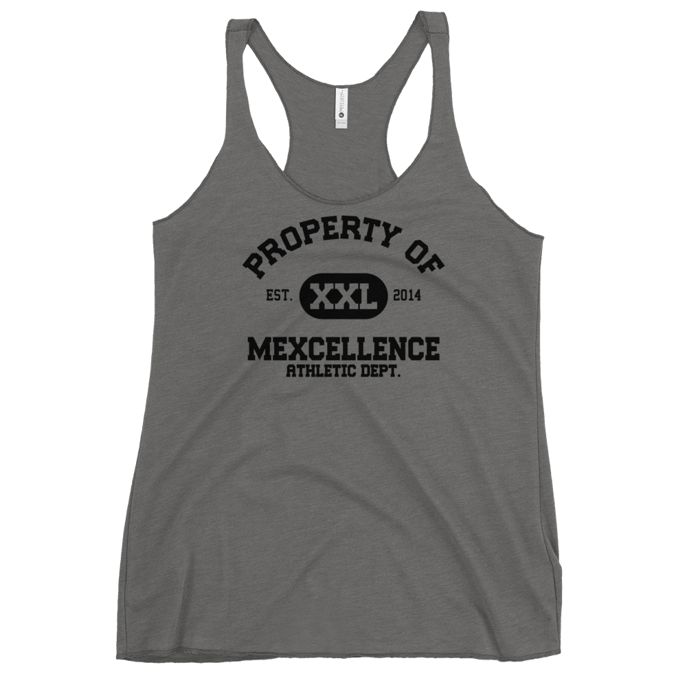 Mexcellence Athletic Dept. Women's Racerback Tank