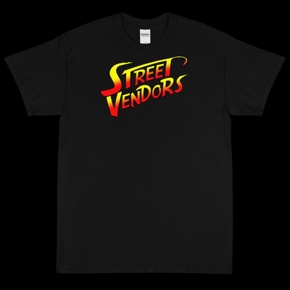 Street Vendors Men's Short Sleeve