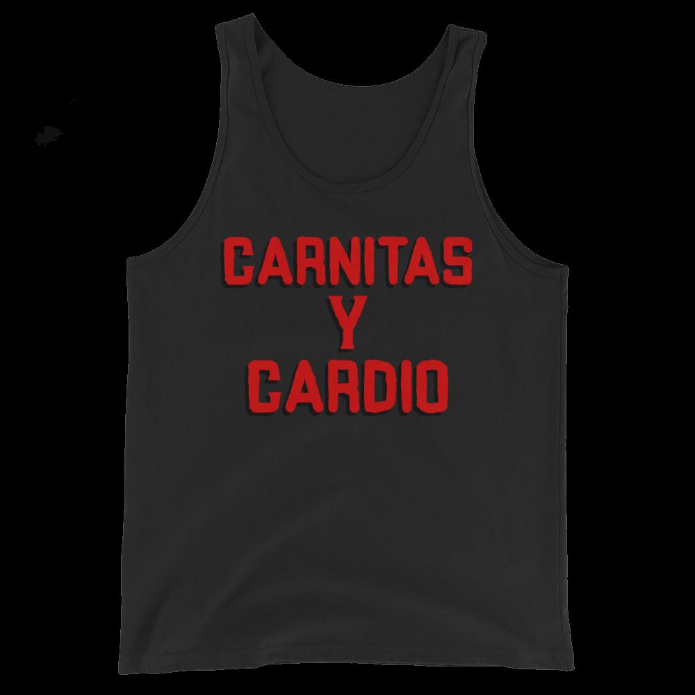 Carnitas Y Cardio Unisex Tank Top