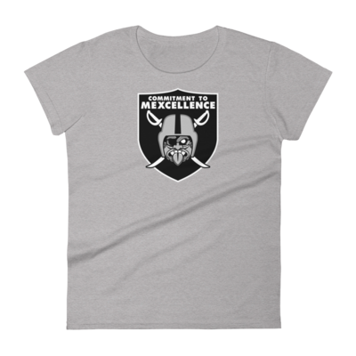 Commitment To Mexcellence Women's Short Sleeve