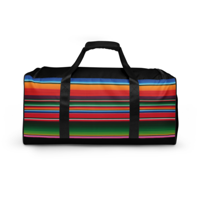 Serape Duffle Bag