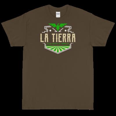 La Tierra Men's Short Sleeve
