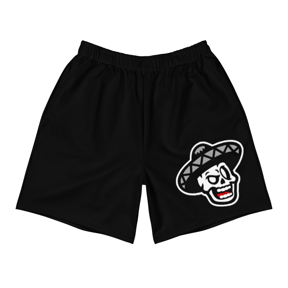 The Mexcellence Logo Men's Athletic Long Shorts