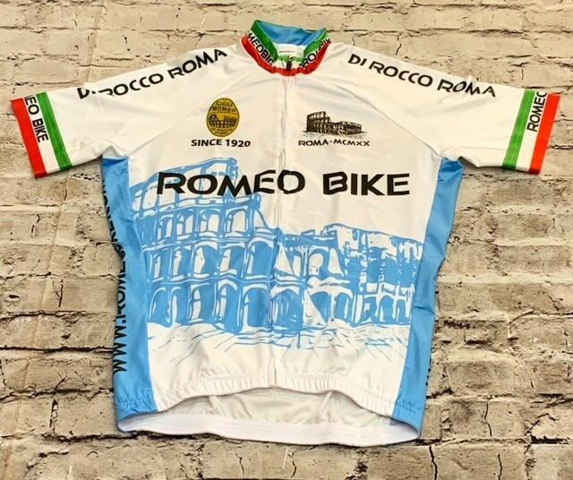 Cycling Jersey Romeo Colosseo