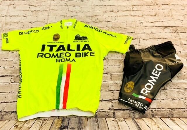 Set Acid Fluo Romeo Bike