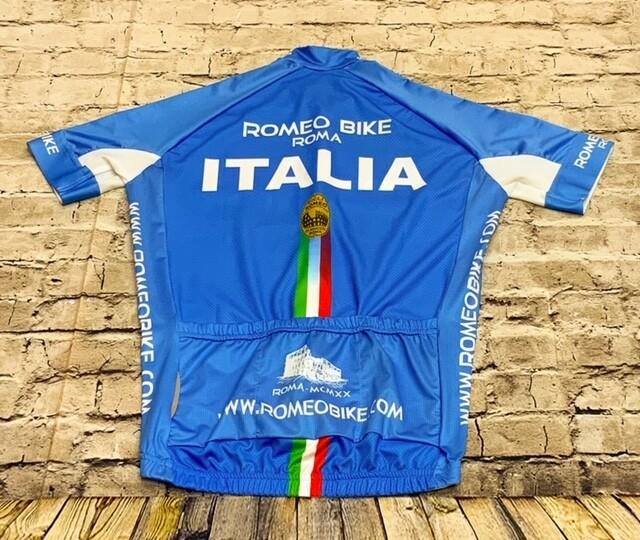 Team Jersey Romeo  Italia