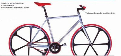 Fixed Bike Romeo