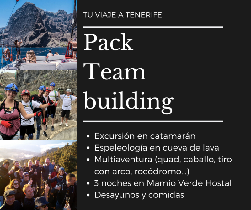 Pack Team building
