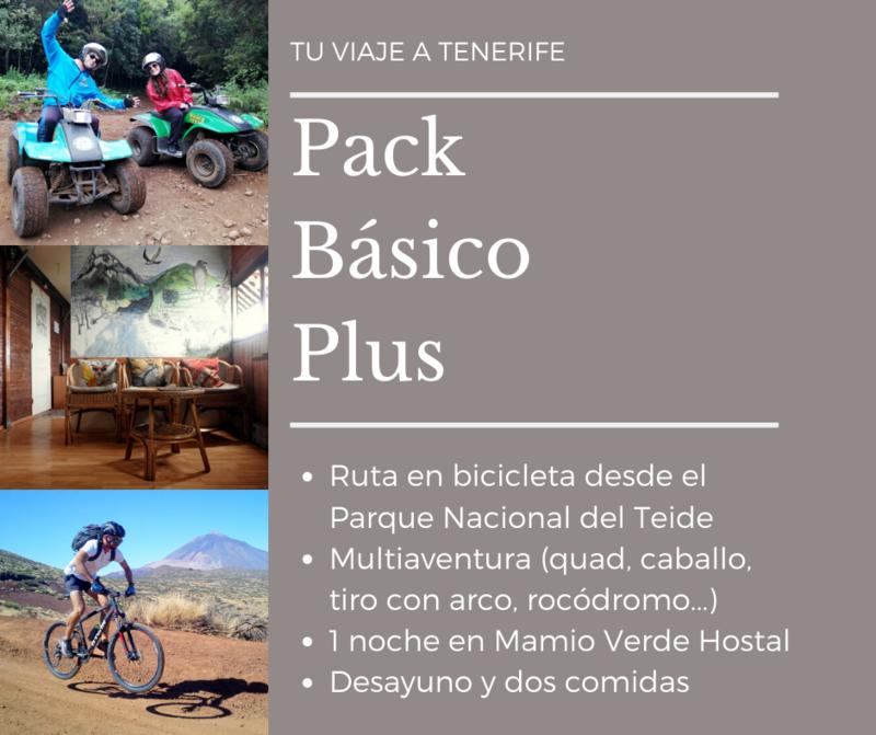 Pack básico plus