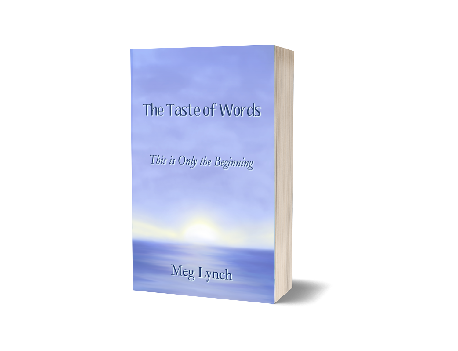 The Taste of Words: This is Only the Beginning by Meg Lynch