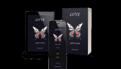 Love: Light & Dark by Kully Patel