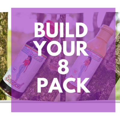 Build your 8 Pack