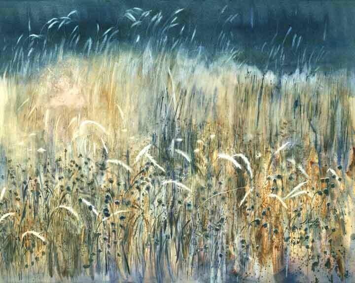 Wild Rye Grass