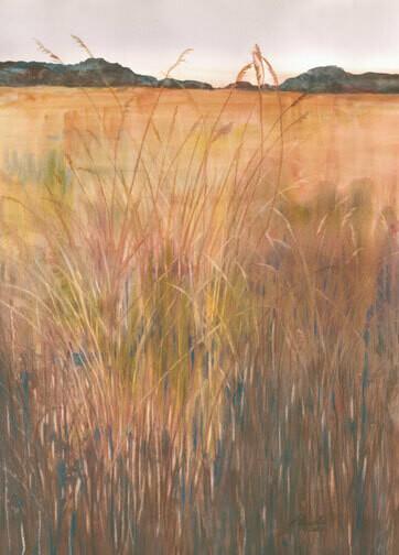 Copper Grass