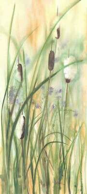 Exploding Cattails