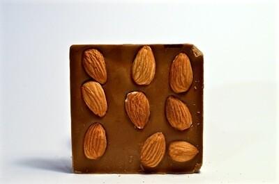 Belu Choco Bar Nougat Almond