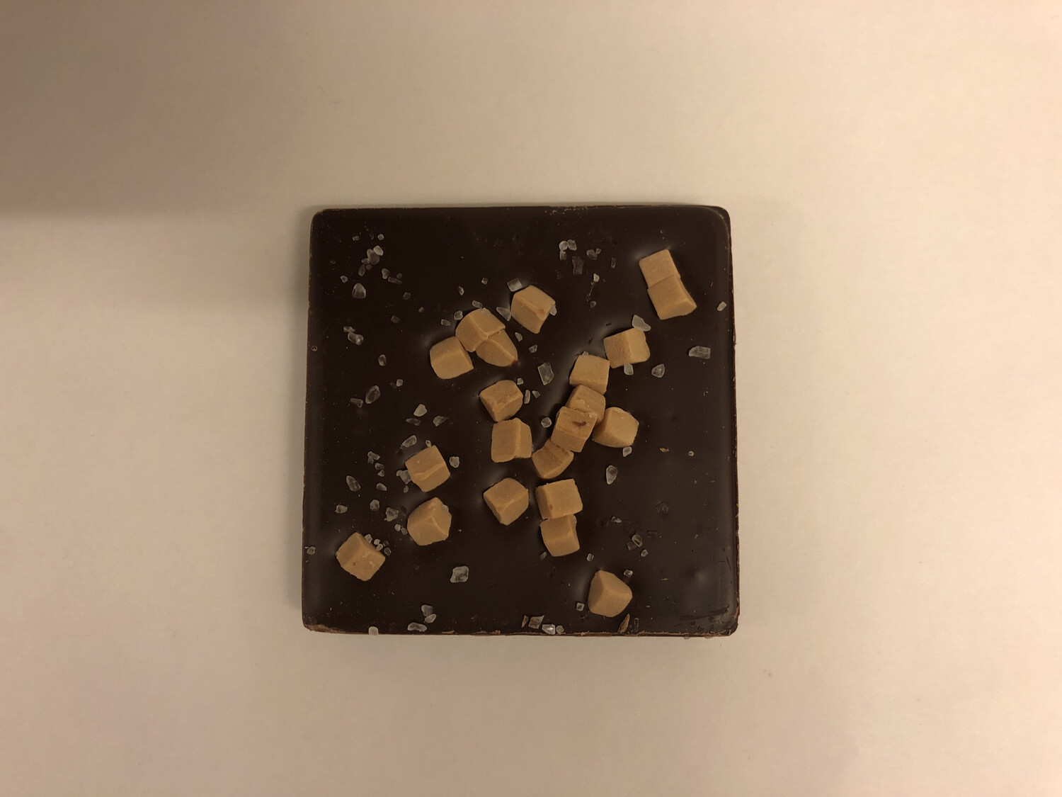 Belu Choco Bar Sea Salt Caramel