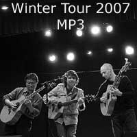 Winter Tour 2007 (MP3 Download)
