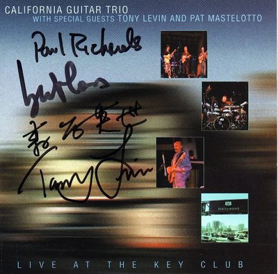 Live At The Key Club (MP3 Download)