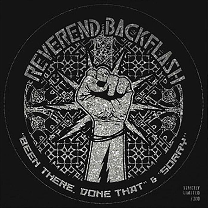 """BEEN THERE DONE THAT / SORRY (7"""" Split EP)"""