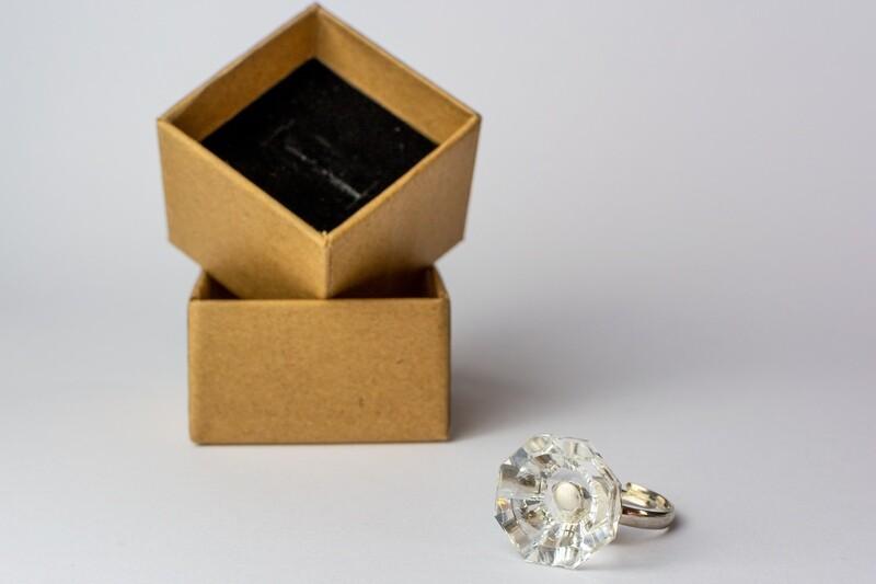 Kleber Ring Crystal