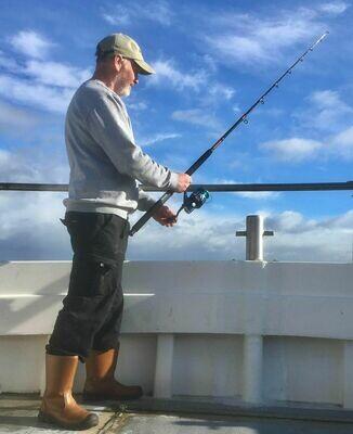 Bow Wave Boat Rod 15/30lb £27 inc Post