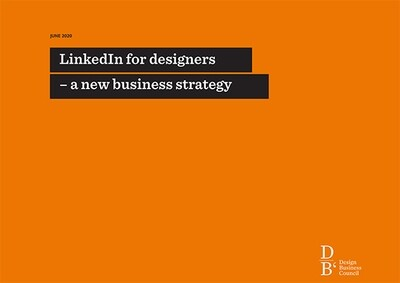 LinkedIn for designers ebook