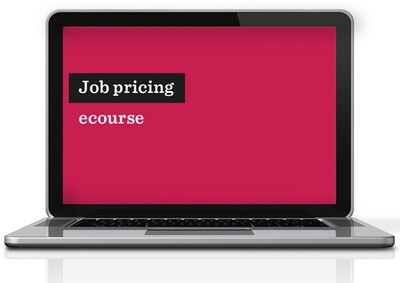 Job pricing ecourse