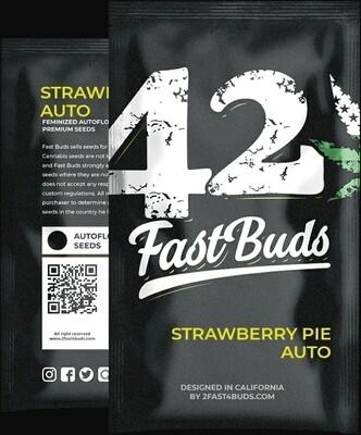 Strawberry Pie Auto