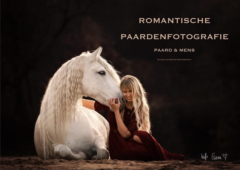 BOEK Romantische paardenfotografie