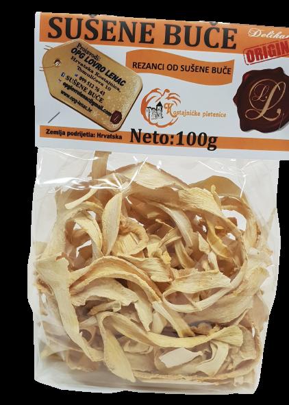 Rezanci od sušene buče 100g