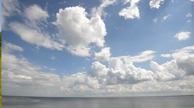 Water & Clouds