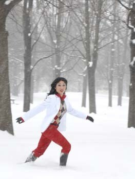 Running in Snow 2  153