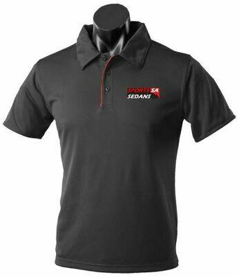 Mens Club Polo Shirt