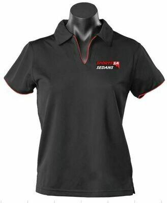 Womens Club Polo Shirt