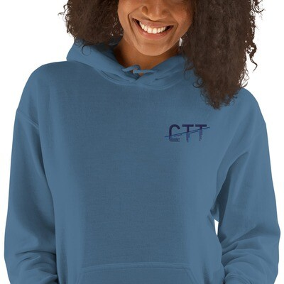 CTT Embroidered Hoodie