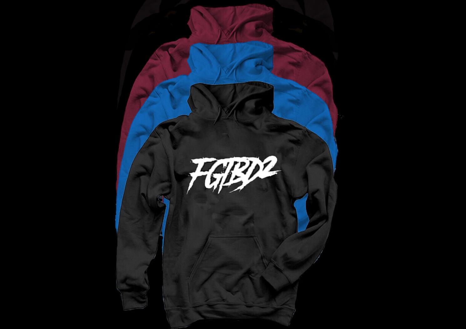 #FGTBD2 Hoodie + FREE GIFT