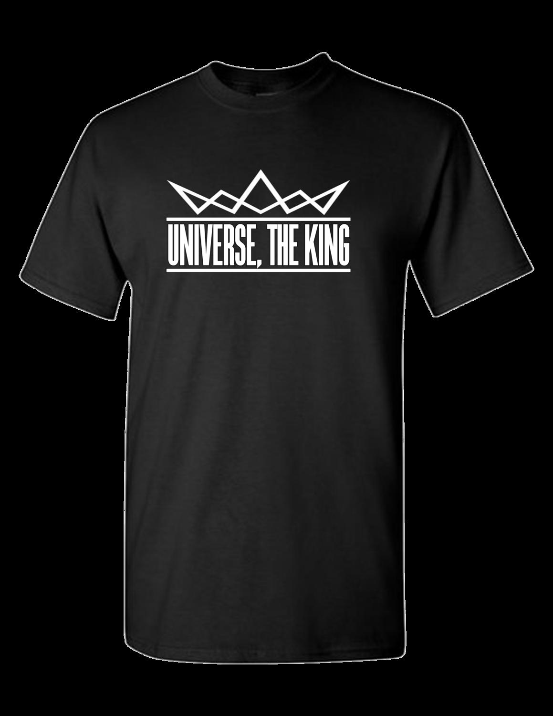 UNIVERSE THE KING T-Shirt + FREE GIFT