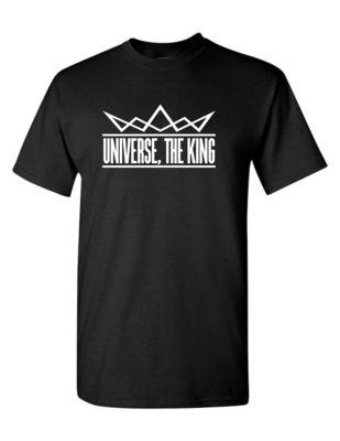 UNIVERSE THE KING T-Shirt + FREE GIFT