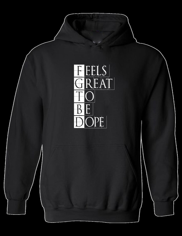 FGTBD ACRONYM Hoodie + FREE GIFT