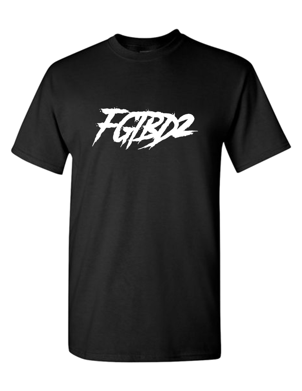 #FGTBD2 T-Shirt (50% OFF SALE)
