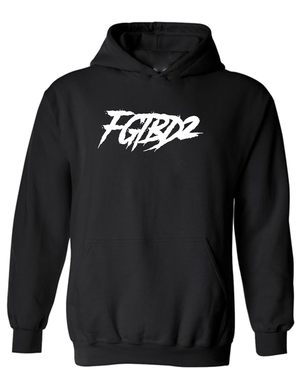 #FGTBD2 Hoodie (50% OFF SALE)
