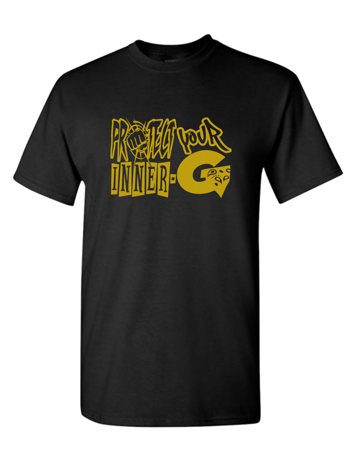 PROTECT YOUR INNER - G T-SHIRT + FREE GIFT