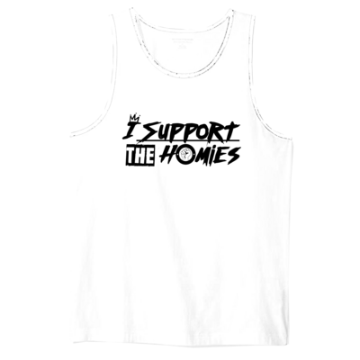 I Support The Homies Tank