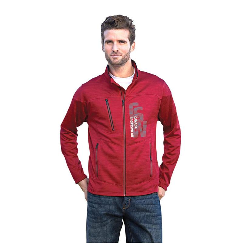 JACKET 2 - Canadian Sportswear CX2 Fleece