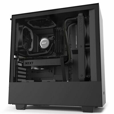 NZXT H510i Black/Black